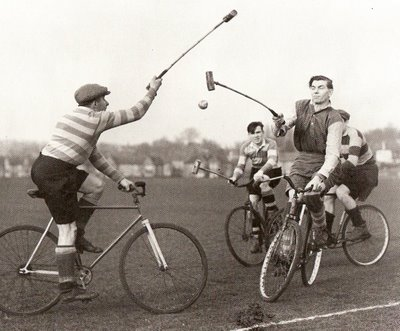 historic bike polo